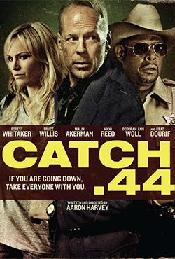 Catch .44 - Aaron Harvey