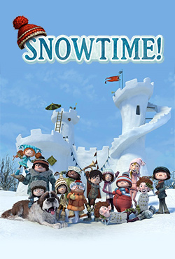 Sniega kaujas - Jean-Francois Pouliot;Francois Brisson
