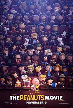Snūpijs un Čārlijs Brauns: Riekstiņu filma - Steve Martino
