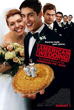 Amerikāņu pīrāgs 3. Amerikāņu kāzas - Jesse Dylan