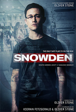 Snoudens - Oliver Stone