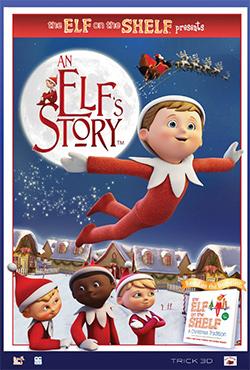 Elfs – bērnu draugs - Chad Eikhoff