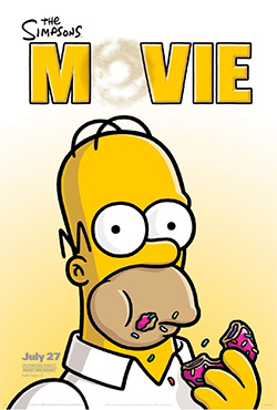 Simpsonu filma - David Silverman