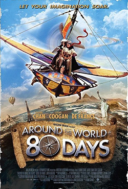 Вокруг света за 80 дней - Frank Coraci