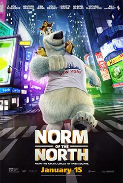 Polārlācis Norms - Trevor Wall