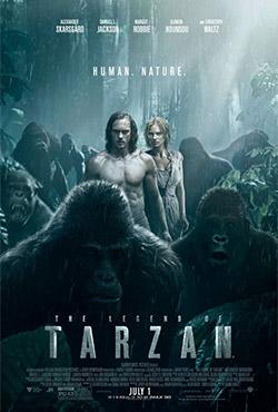 Leģenda par Tarzānu - David Yates