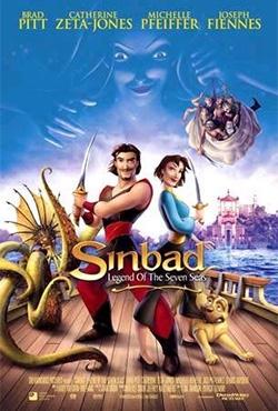 Синдбад: Легенда семи морей - Patrick Gilmore;Tim Johnson