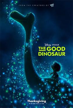 Labais dinozaurs - Peter Sohn