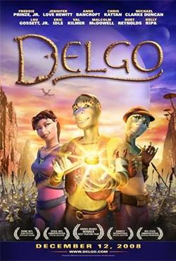 Delgo - Marc F. Adler;Jason Maurer
