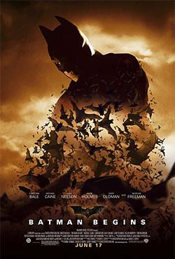 Betmens. Sākums - Christopher Nolan