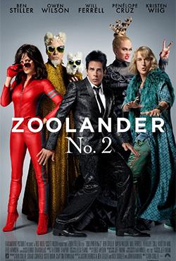 Zūlanders 2 - Ben Stiller