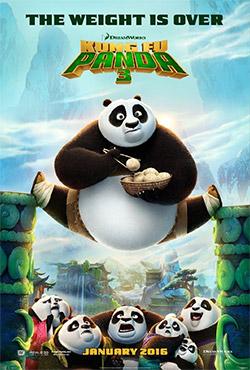 Kung Fu Panda 3 - Alessandro Carloni;Jennifer Yuh Nelson