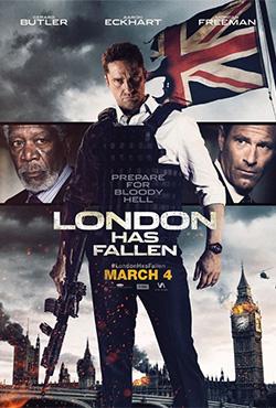 Londonas krišana - Babak Najafi