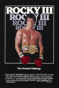 Rokijs 3 - Sylvester Stallone