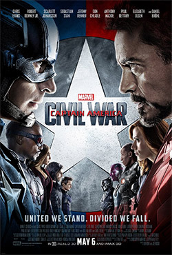 Kapteinis Amerika: Pilsoņu karš - Anthony Russo;Joe Russo