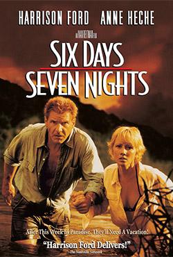 Sešas dienas, septiņas naktis - Ivan Reitman
