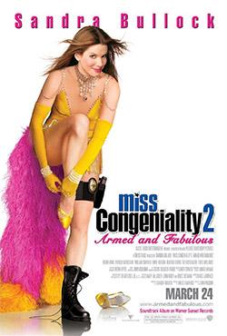 Мисс Конгениальность 2: Прекрасна и опасна - John Pasquin