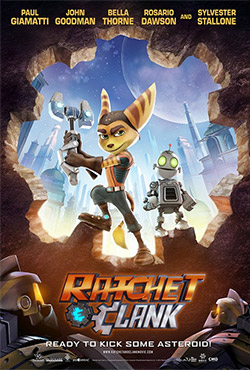 Ratchet and Clank - Kevin Munroe;Jericca Cleland