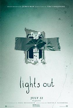 Kad nodziest gaisma - David F. Sandberg