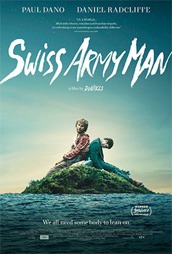 Swiss Army Man - Dan Kwan;Daniel Scheinert