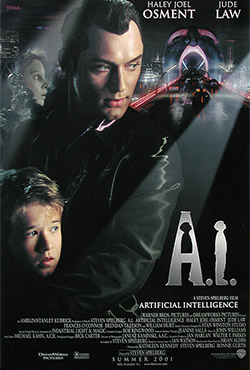 A.I. Artificial Intelligence - Steven Spielberg