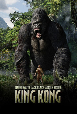 Karalis Kongs - Peter Jackson