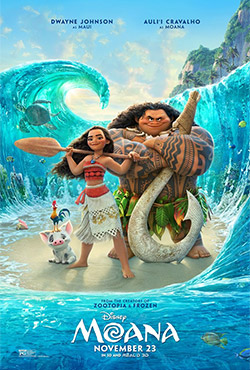 Vaiana - Ron Clements;John Musker;Don Hall;Chris Williams