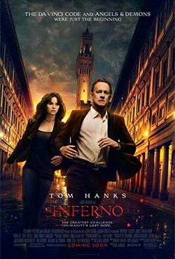 Inferno - Ron Howard