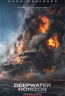Deepwater Horizon: Liesmas okeānā - Peter Berg
