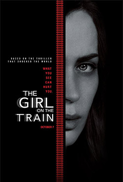 Meitene vilcienā - Tate Taylor