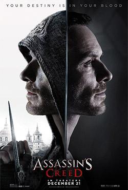 Assassin's Creed: Slepkavas kodekss - Justin Kurzel