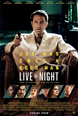 Live By Night - Ben Affleck