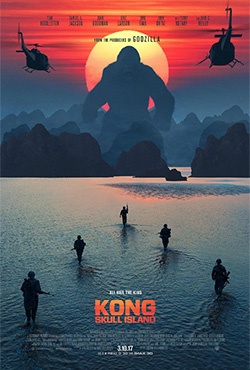 Kongs: Galvaskausa sala - Jordan Vogt-Roberts