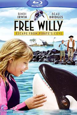 Освободите Вилли: Побег из Пиратской бухты - Will Geiger