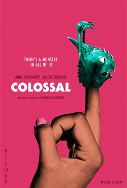 Colossal - Nacho Vigalondo