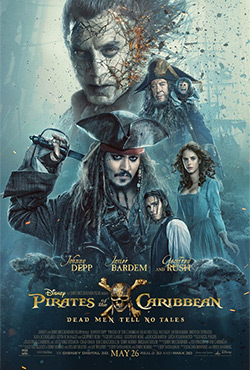 Karību jūras pirāti: Salazara atriebība - Joachim Ronning;Espen Sandberg