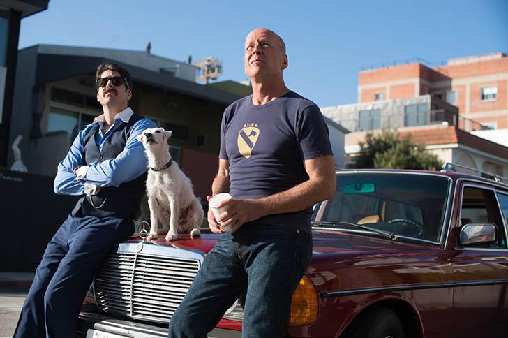 Suns viņu zina - Bruce Willis , Elisabeth Rohm