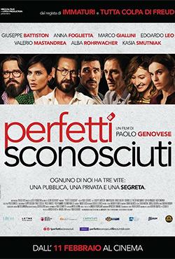 Pilnīgi svešinieki - Paolo Genovese