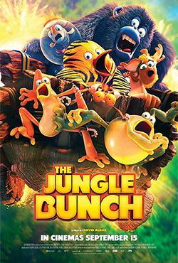 Дозор джунглей - David Alaux