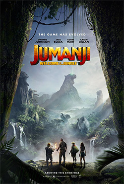 Džumandži: Laipni lūgti džungļos - Jake Kasdan