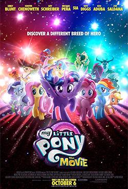 My Little Pony. Filma - Jayson Thiessen