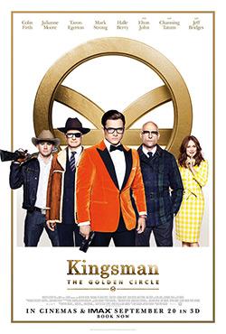Kingsman: Zelta aplis - Matthew Vaughn