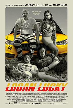 Loganam veicas - Steven Soderbergh