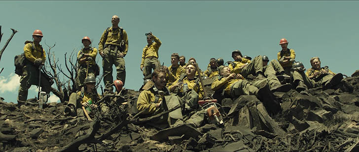Only the Brave (2017) - Movies