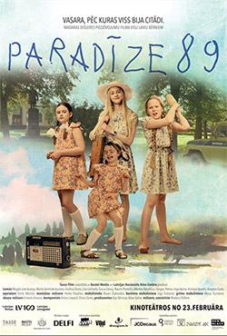 Paradīze 89 - Madara Dišlere