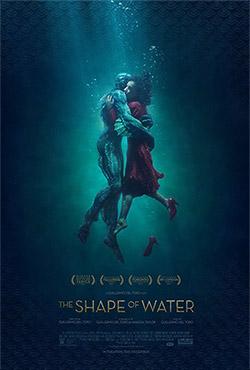 Ūdens forma - Guillermo del Toro