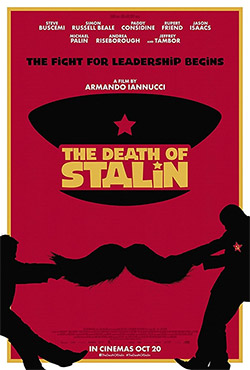 Staļina nāve - Armando Iannucci
