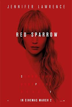 Sarkanais zvirbulis - Francis Lawrence