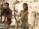 Kapeņu izlaupītāja Lara Krofta - Dominic West , Nick Frost