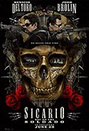 Sicario: Day of the Soldado, Stefano Sollima